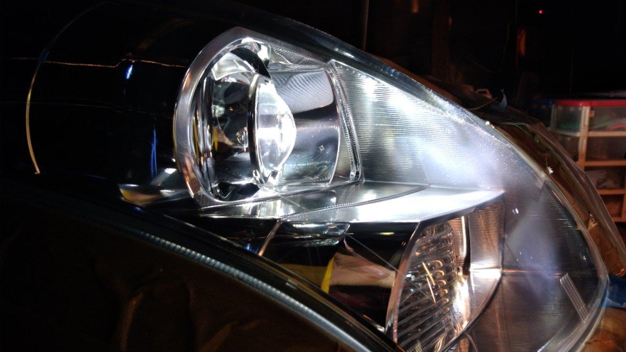 ヘッドライトのコーティング剤おすすめは?紫外線の軽減?