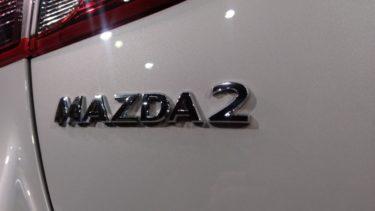 MAZDA2の常時電源・アクセサリー電源の取り出し場所